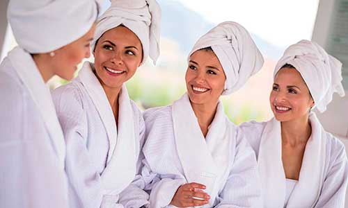 Spa Parties And Events